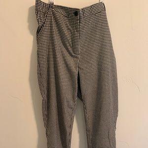Mod Ref Plaid Pants